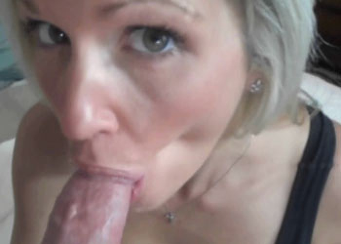 Girl should school girl gives sloppy deepthroat Hot